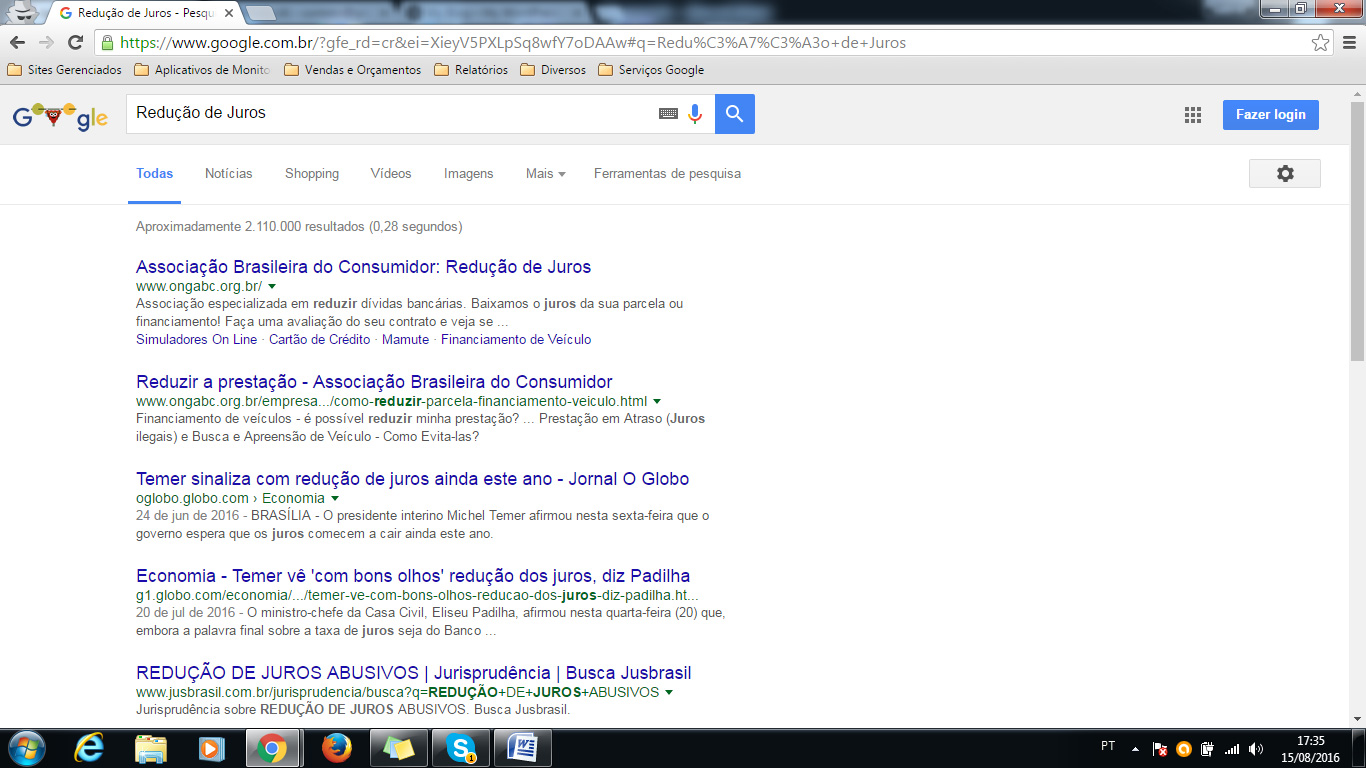 Agência SEO Brasil - Todos clientes na 1ª Página do google
