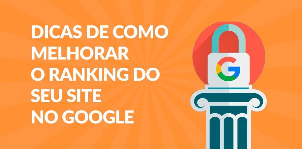 Agencia de SEO em SP - Como melhorar o ranking do seu site no Google